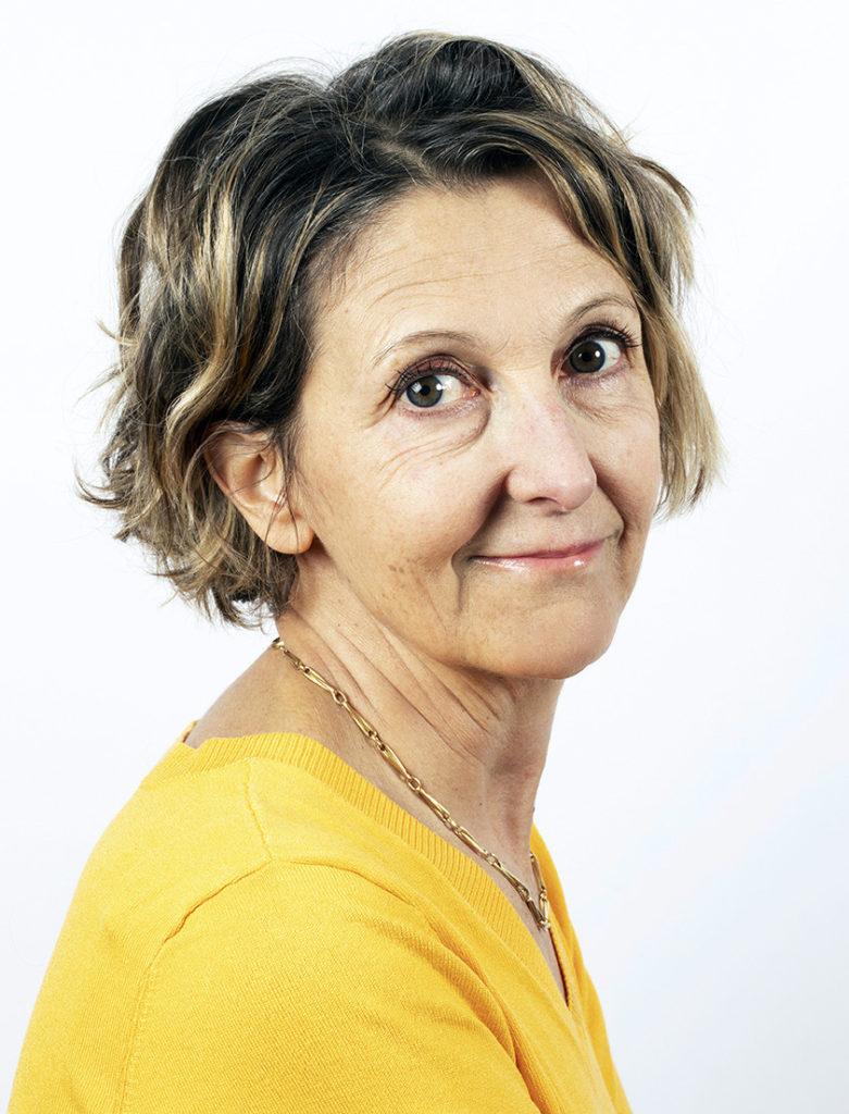 Portrait par Pierre Maraval